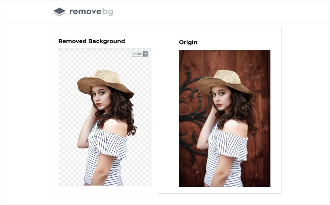 Remove.bg - Background Remover