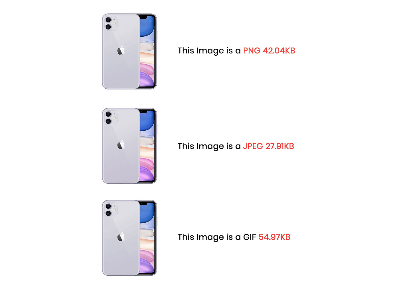 Optimize Your Product Photos