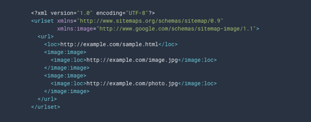 Create Image Sitemaps