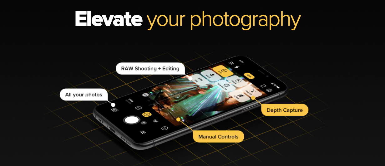 Camera Photo Editing Apps
