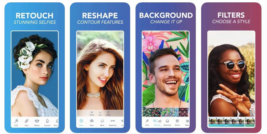 Facetune Photo Editing Apps
