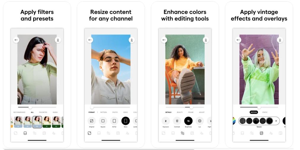 Instasize Photo Editing Apps