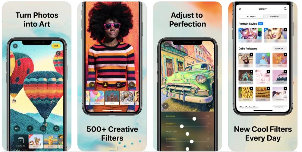Prisma Best Photo Apps
