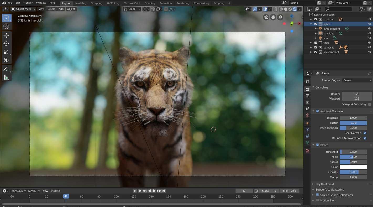 Blender Online Video Editor