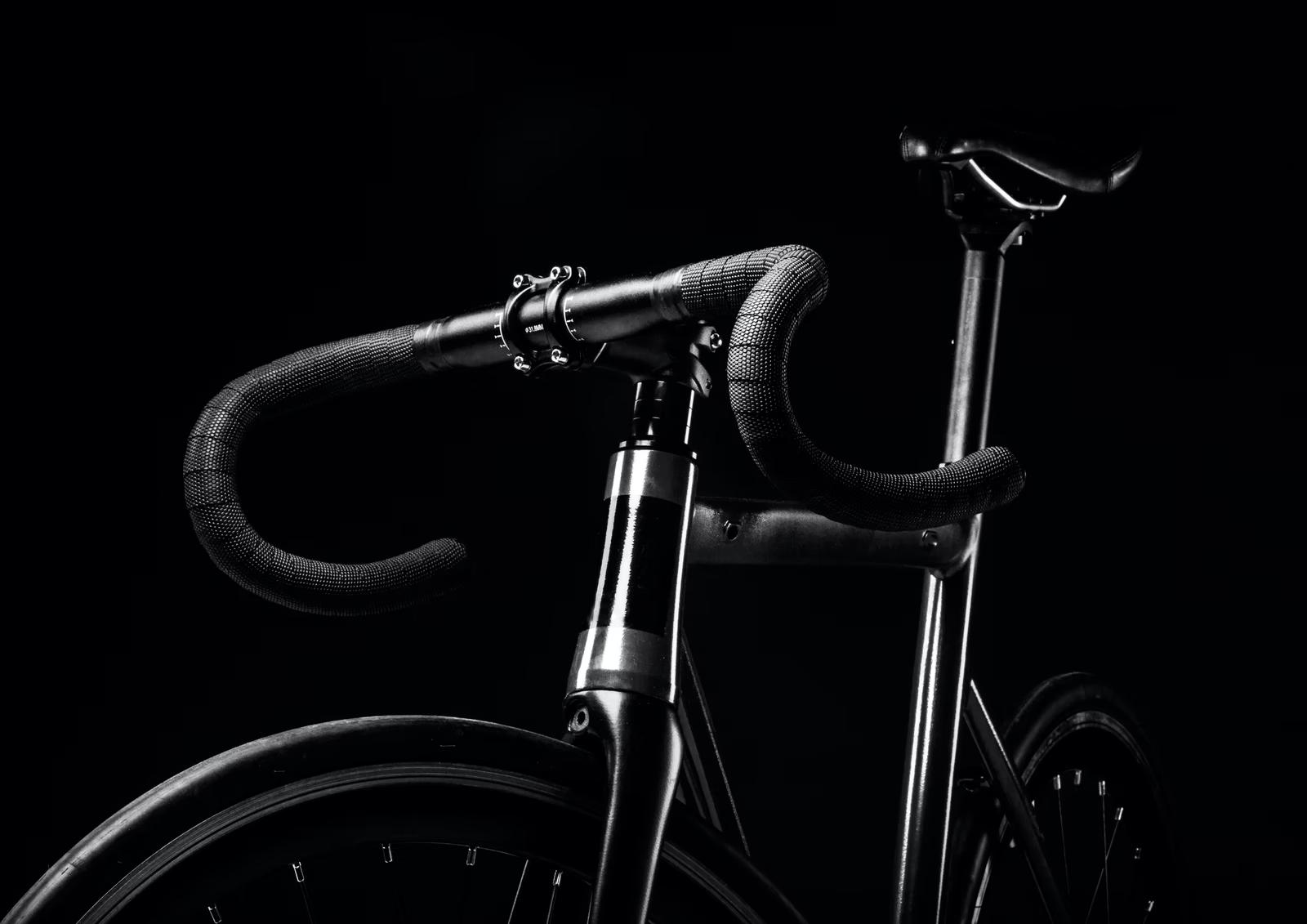 black background - product photography