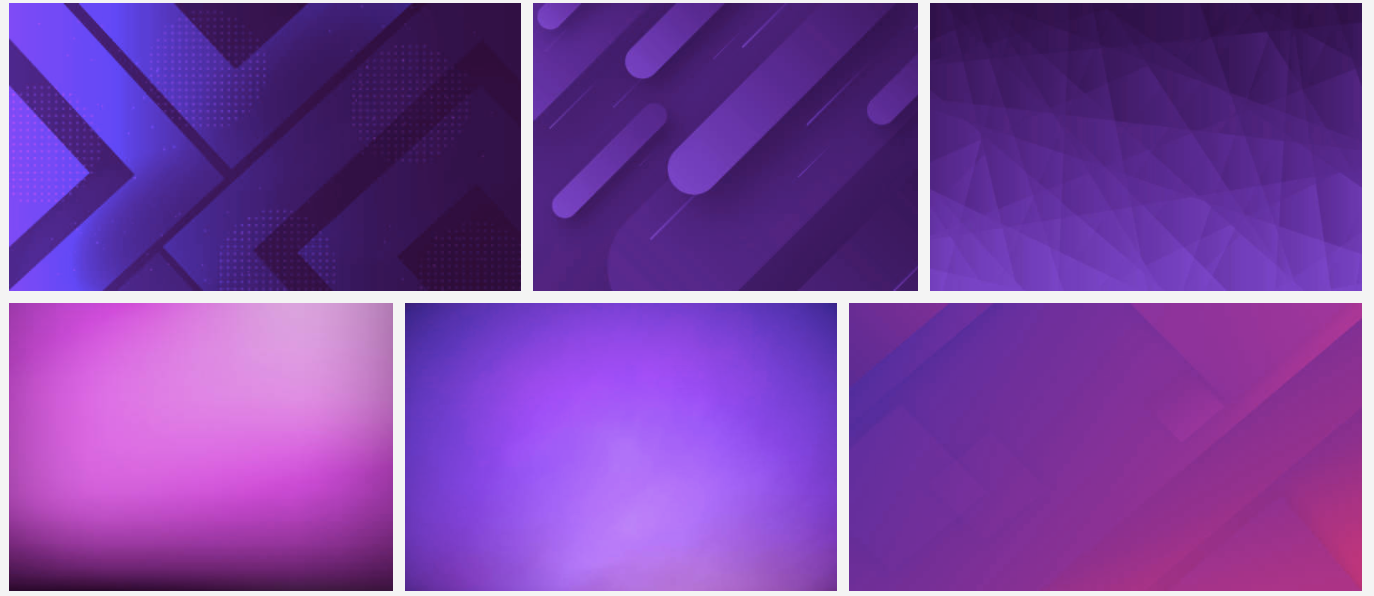 purple background - gettyimages